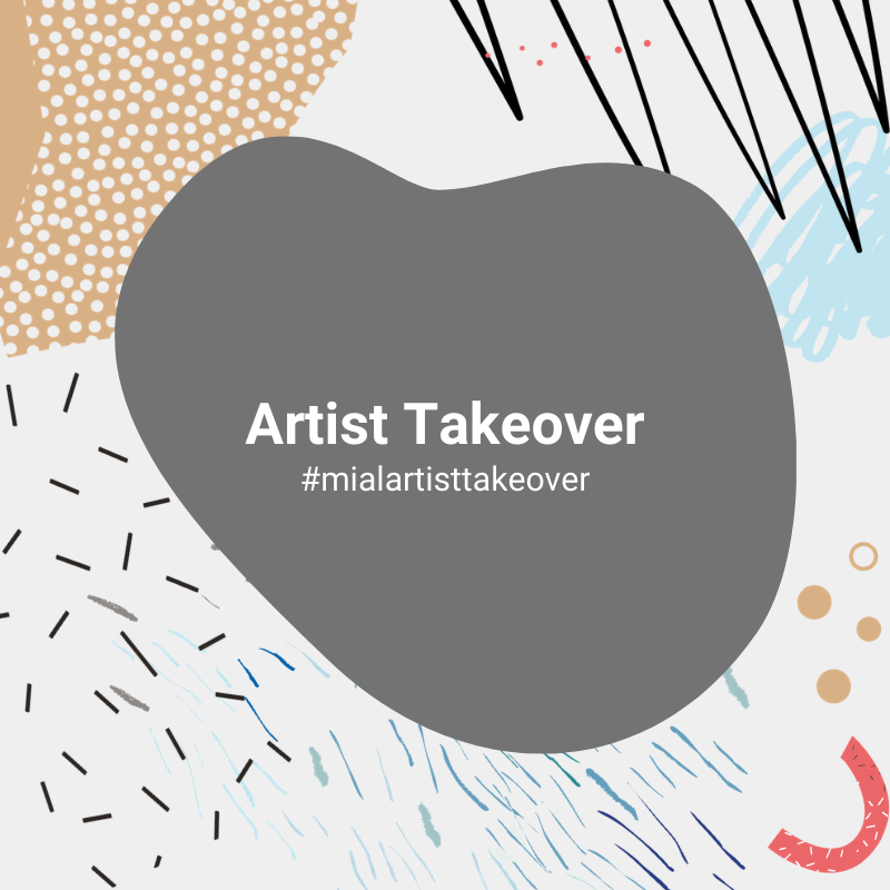 We're hoping to brighten up your Monday's with a series of weekly artist takeovers highlighting some of brilliant emerging artists from The Coral Collection. First up this week is Caroline Streatfield! @ArtsSU_  #MondayMorning #artistsoninstagram #takeover