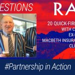 Image for the Tweet beginning: Macbeth Client Director and RAMS