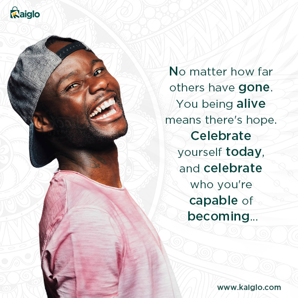 Celebrate yourself.  #mondaymotivation #mondaythoughts