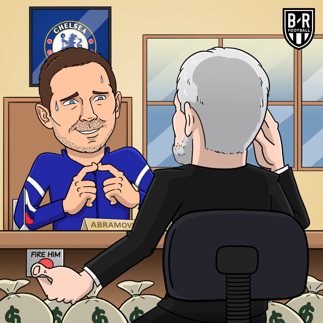 Replying to @brfootball: 🚨 Chelsea confirm they have fired Frank Lampard 🚨