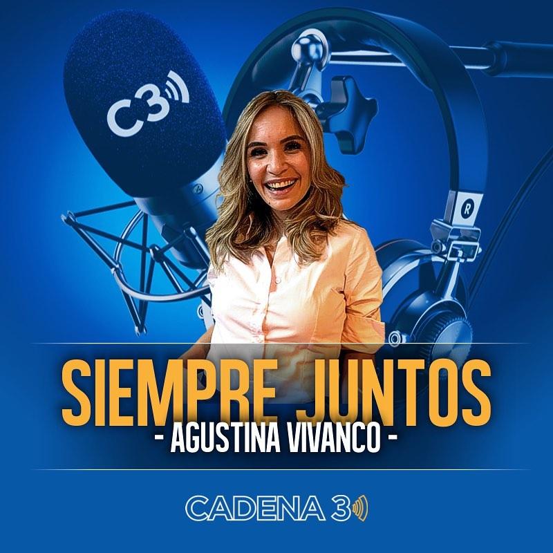 ¡Buen día! ☀️ Arrancó la fiesta de la radio con  @Agustinavivanco y los 40 millones de protagonistas que hacen el equipo de #SiempreJuntos. ¿Cómo estás? 📻📲 Sumate al programa más grande del país