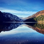 Image for the Tweet beginning: Monday 25th January 2021, 10:52am  #glendaloughphotopost