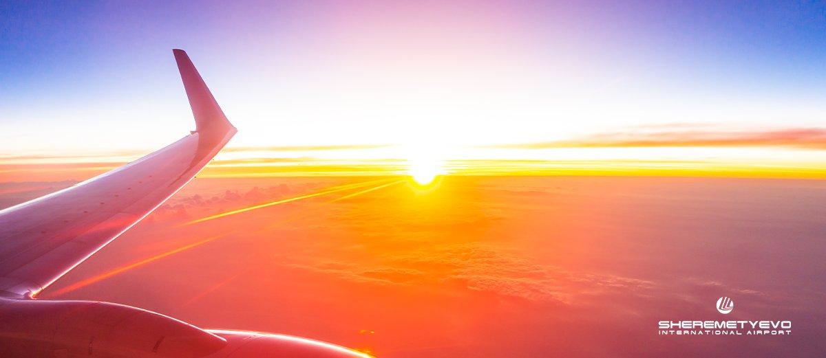 Good morning from the SVO Team ☀️ Wishing you all a wonderful week ahead! 🛫   -- -- -- #MondayMorning #MondayMotivation #NewWeek #AviationDaily
