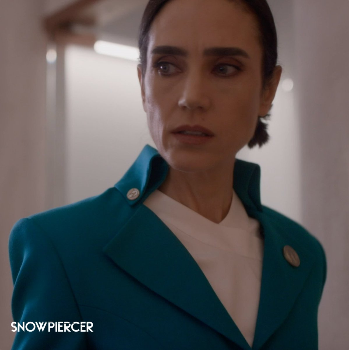 Climb aboard this post-apocalyptic thriller for the ride of a lifetime 🚅 Stream Season 1 of @SnowpiercerTV starring Jennifer Connelly and Daveed Diggs now on HBO Max.