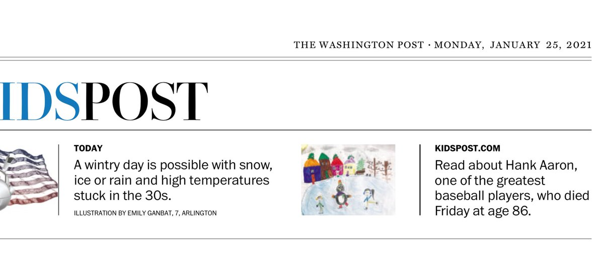 Congratulations to this ATS second grade artist who's work was published in the KidsPost! We are very proud of you 👏 <a target='_blank' href='http://twitter.com/washingtonpost'>@washingtonpost</a> <a target='_blank' href='http://twitter.com/APS_ATS'>@APS_ATS</a> <a target='_blank' href='http://twitter.com/APSArts'>@APSArts</a> <a target='_blank' href='http://twitter.com/perezartlove'>@perezartlove</a> <a target='_blank' href='http://twitter.com/MsBlakesClass'>@MsBlakesClass</a> <a target='_blank' href='http://search.twitter.com/search?q=APSartsthrive'><a target='_blank' href='https://twitter.com/hashtag/APSartsthrive?src=hash'>#APSartsthrive</a></a> <a target='_blank' href='https://t.co/0rKiCjBrjV'>https://t.co/0rKiCjBrjV</a>