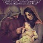 Image for the Tweet beginning: año de san José...a él