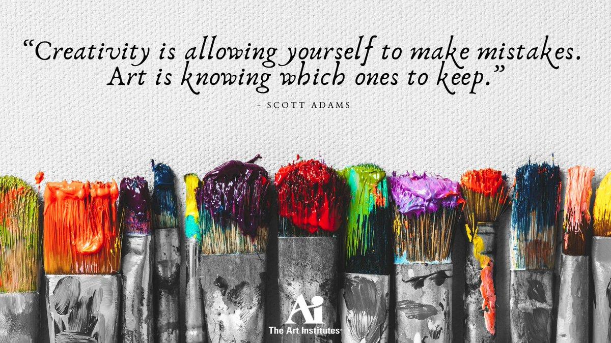 Wishing everyone a great week of progress, success, and creativity!  #MondayMotivation #Creatives #AiProud #CreativeSchool #Artists #ArtInstitutes