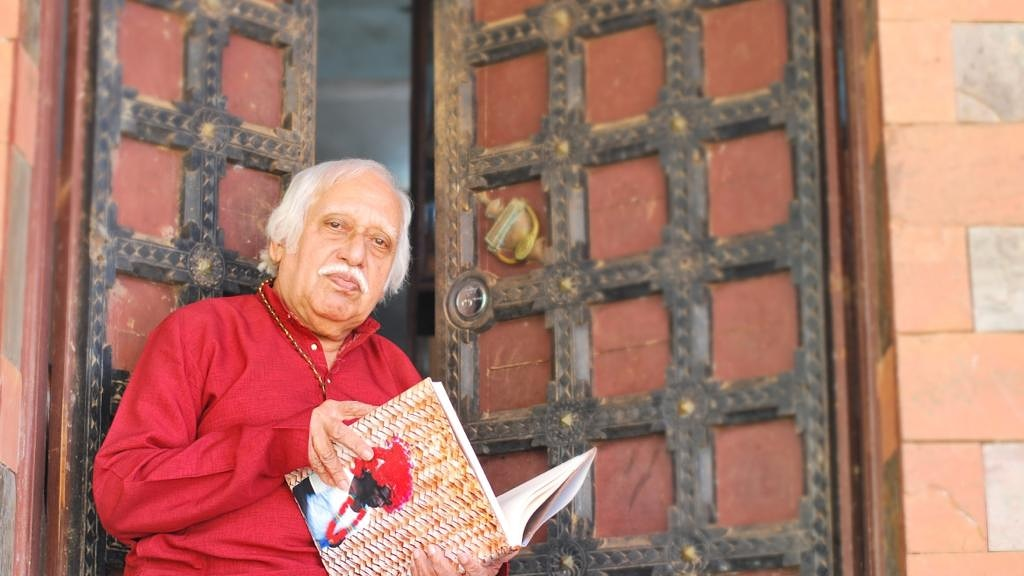 My congratulations to Shri Vinayak Vishnu Khedhekar Ji, expert on Goan folk & cultural heritage, and prominent author,  on being conferred with the prestigious Padma Shri Award. A proud moment for Goa.