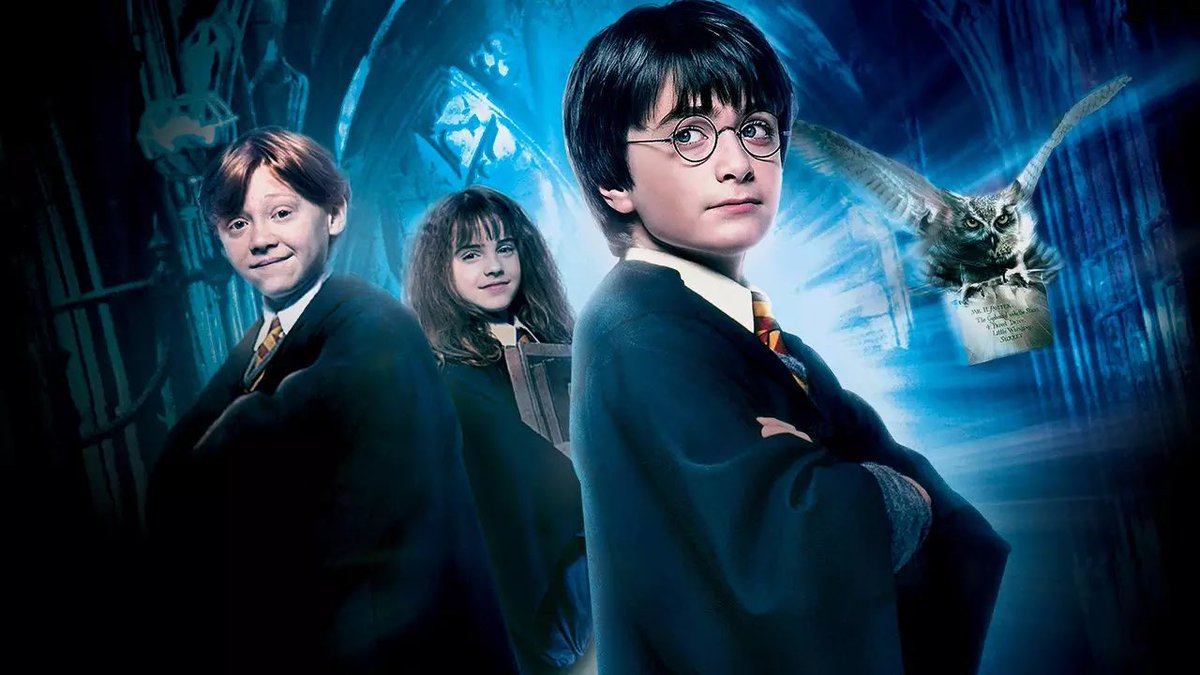 A live-action 'HARRY POTTER' series is in the works at HBO Max.  (Source: )