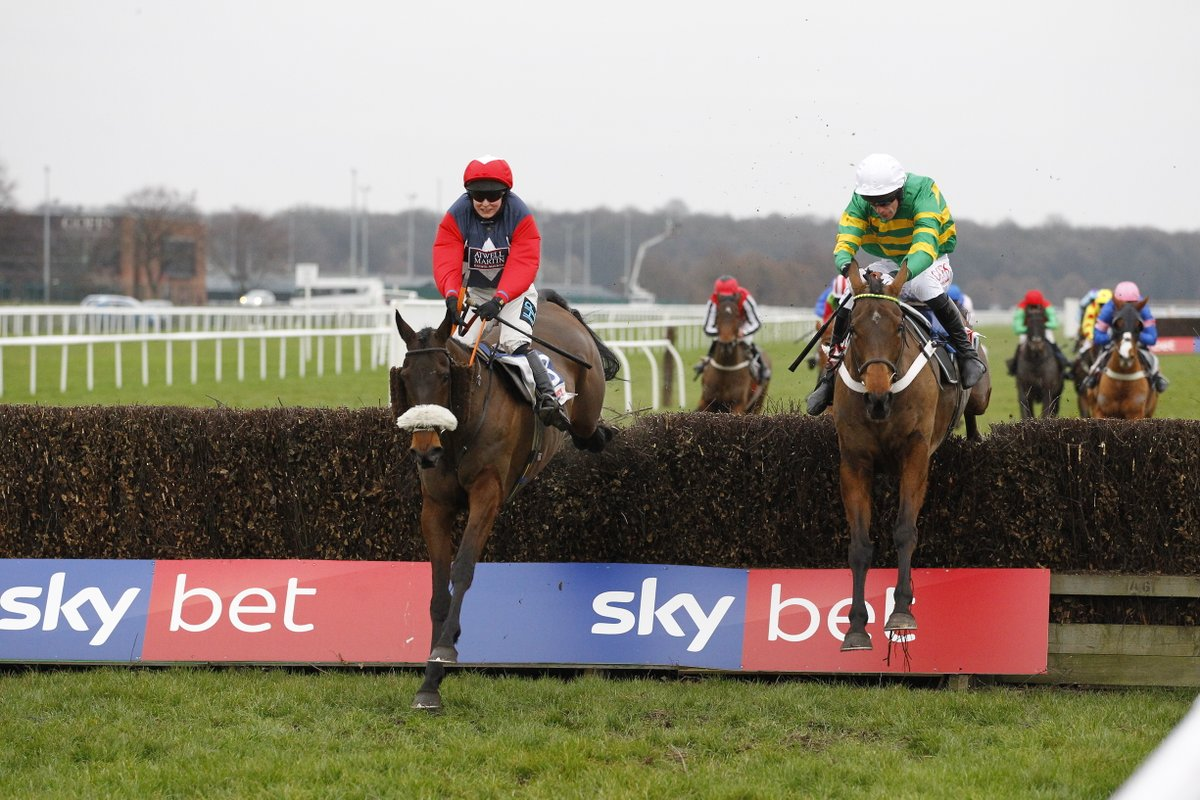 The entries are in for Saturday's @SkyBet Chase... who have you got your eye on? 👀👉