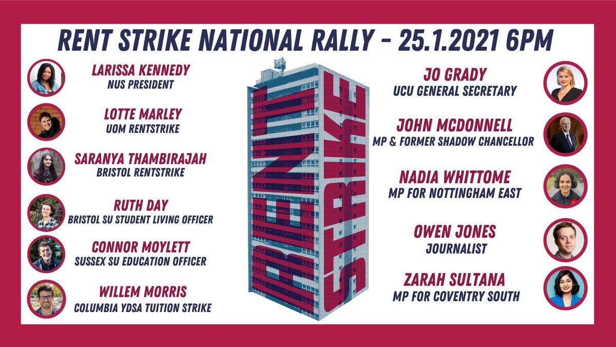 See you at 6pm, rent strikers! ✊🏽 Register here ➡️ bristol-ac-uk.zoom.us/meeting/regist…
