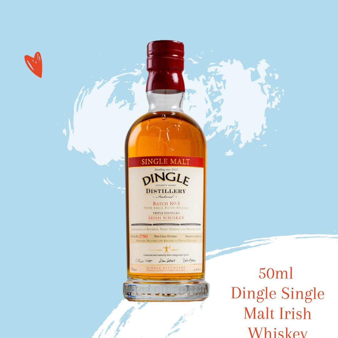 """""""From Whiskey with Love"""" is our brand new Valentines Day Irish Whiskey and Chocolate sharing gift box.  The perfect present to treat your loved one or yourself this February.   You can pick up yours from our website   #shoplocalcork"""