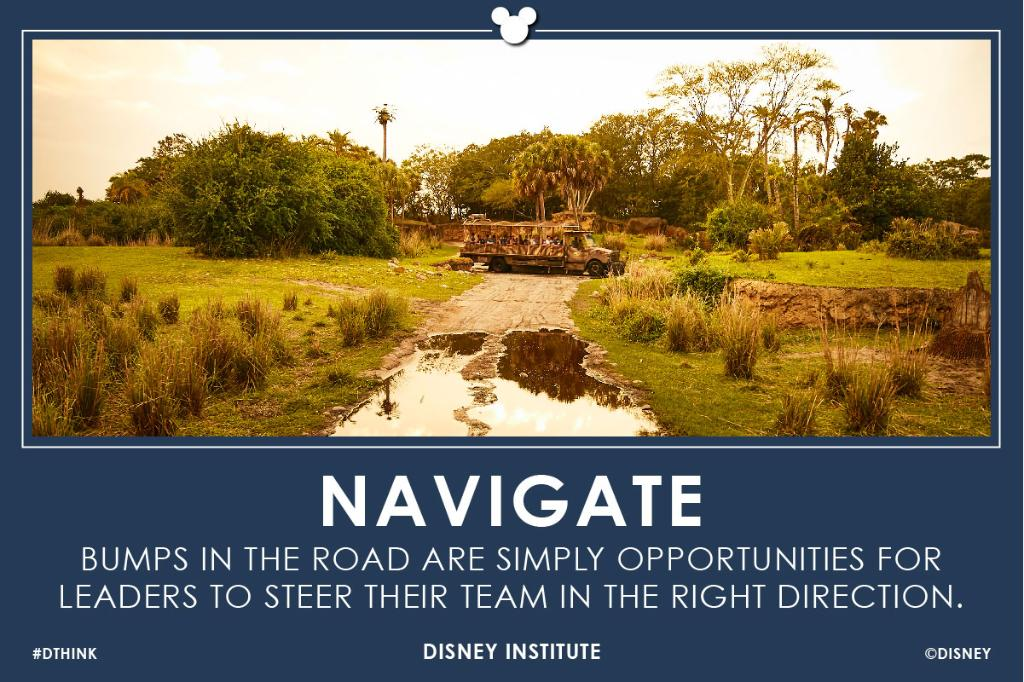 DisneyInstitute: #MondayMotivation #Leadership: Do you use INTENTIONAL LISTENING to help your team navigate obstacles? Learn how to harness its power: