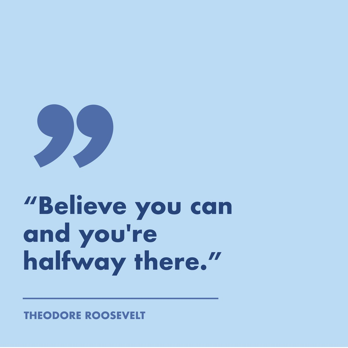 ⚡ There is power in your thoughts! First, see yourself achieving your goals. Then go out and achieve them! #MondayMotivation