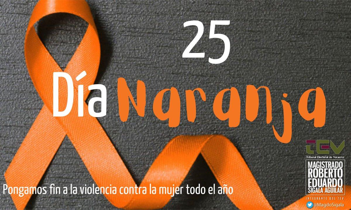#DíaNaranja 🧡  Hoy es el primer Día Naranja del año, sigamos la lucha para erradicar la violencia contra niñas y mujeres.  Durante todo el año como cada día 25 demostraremos que no podemos seguir permitiendo estos actos de violencia.   #Pintaelmundodenaranja #Actúa #Notecalles🎗️