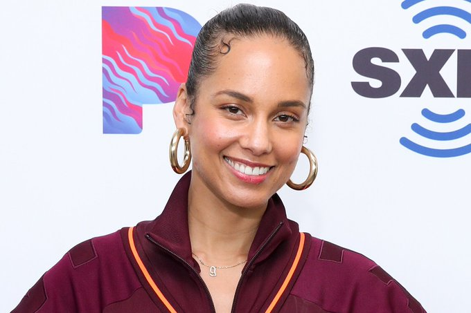 Happy 40th birthday to Alicia Keys, from the WRHS Morning Music team!