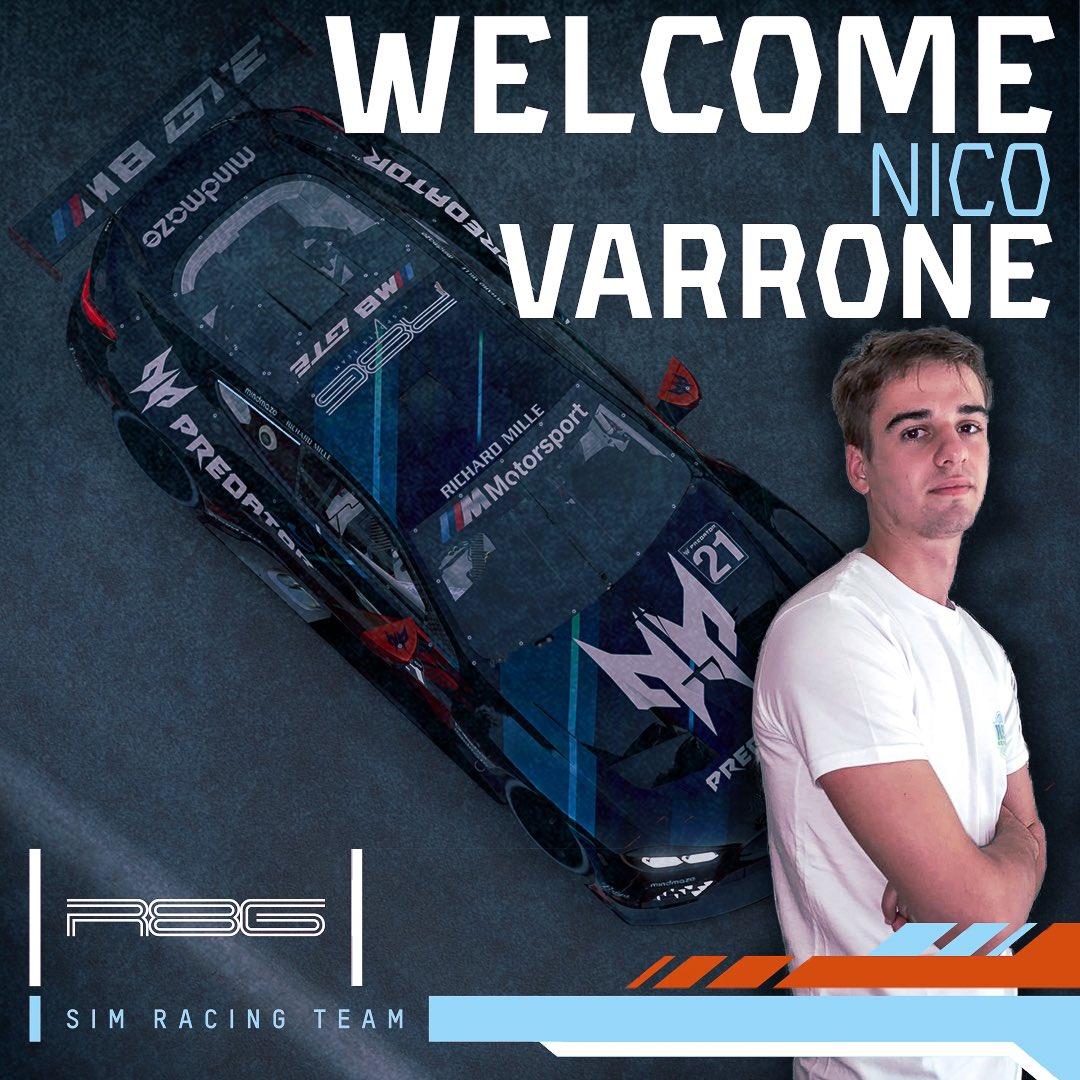 Welcome Nico 💯💪