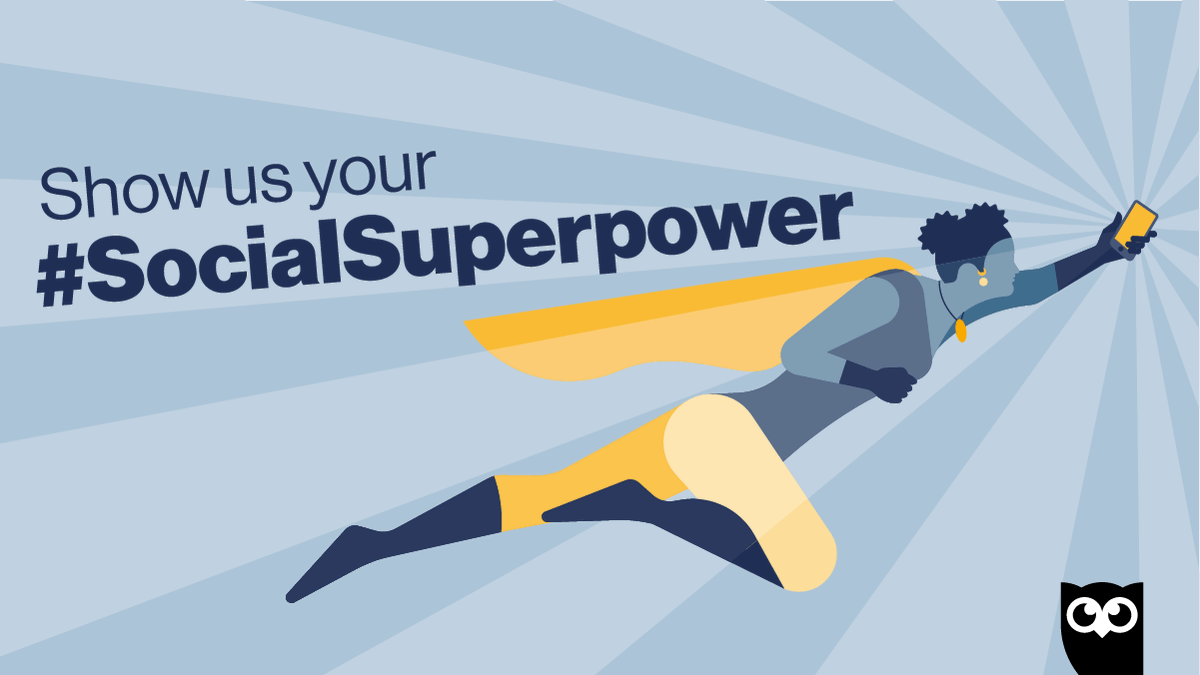 🚨 Contest Alert! 🚨 We want to see your proudest social media achievement of 2020. Show us your best campaign or craziest idea using #SocialSuperpower and be in to win some Hootsuite swag!