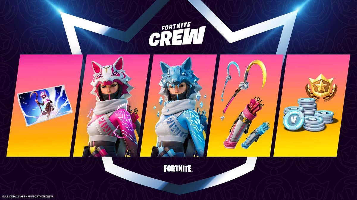 Nuevo pack de Fortnite Creww!! 😮🦊  Tags: #fortnite #videojuegos #epicgames #fortniteseason15 #season15 #pavosfortnite #videogames #battleroyale #ps4 #xbox #ps5 #nintendoswitch