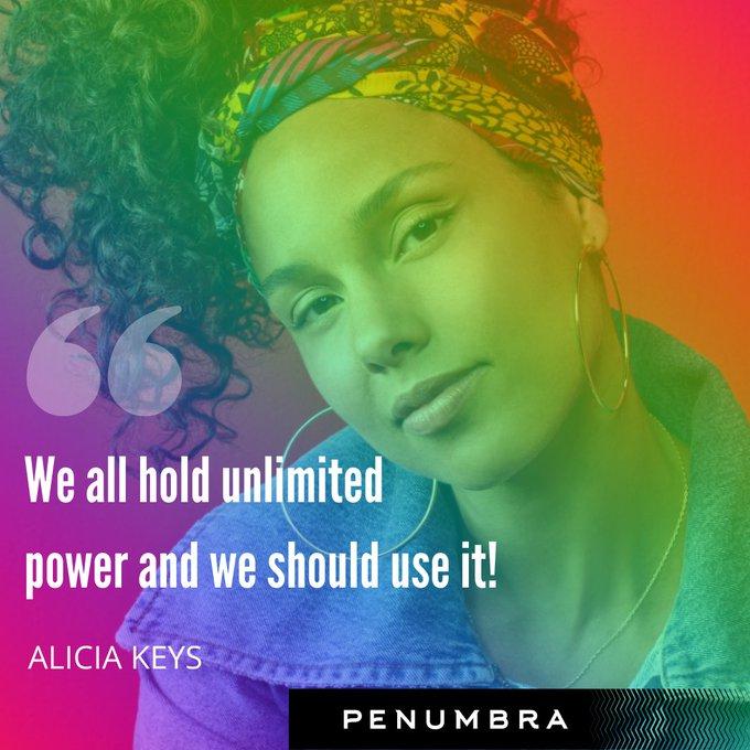Happy Birthday, Alicia Keys.