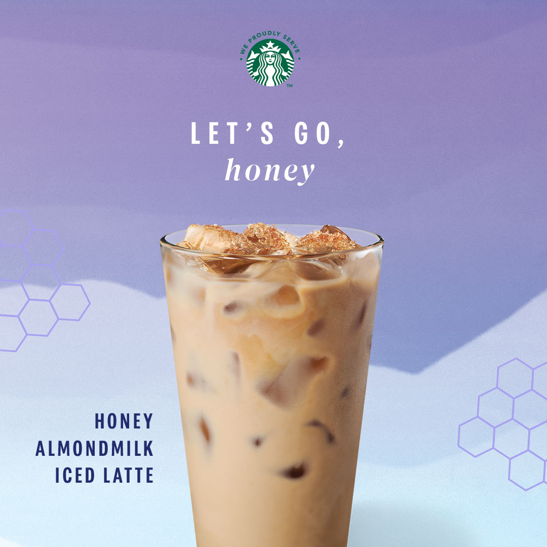 It's never too cold for an iced latte. Try the new Honey Almond Milk Iced Latte at one of our many CoffeeHouse locations on campus.!🍯 🐝  . . . #TheCoffeeHouse #KUDiningServices #RockChalk https://t.co/J8IoQIFJph