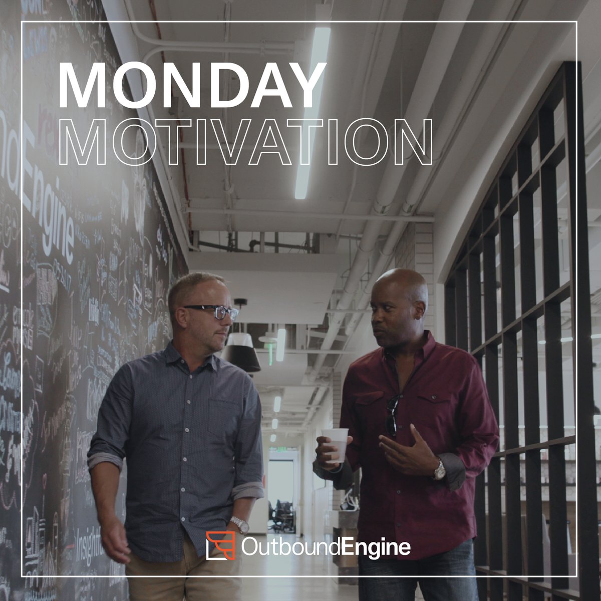 """#MondayMotivation  """"Many companies have forgotten they sell to actual people. Humans care about the entire experience, not just the marketing or sales or service. To really win in the modern age, you must solve for humans."""" — Dharmesh Shah"""
