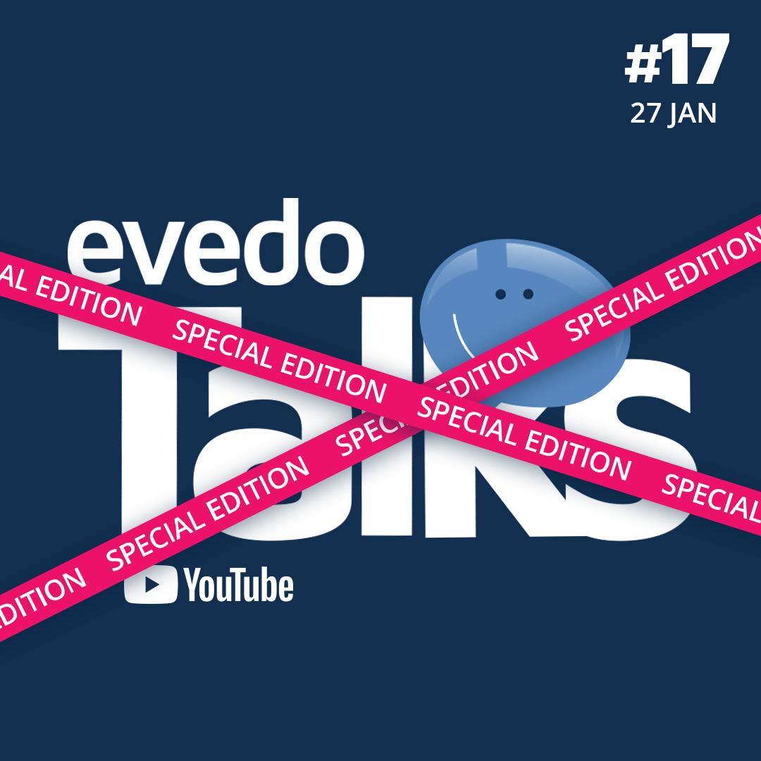 Tweet by @evedotoken