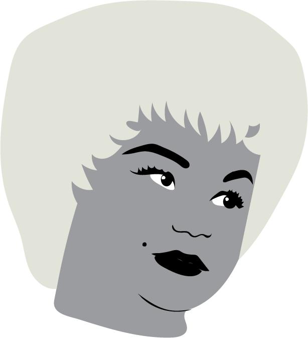 Happy birthday to Etta James, legendary singer!