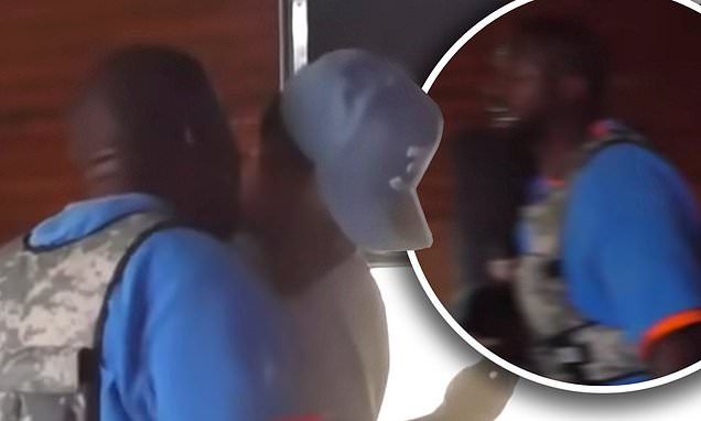 Kanye West screams at Chance The Rapper in leaked documentary video Photo