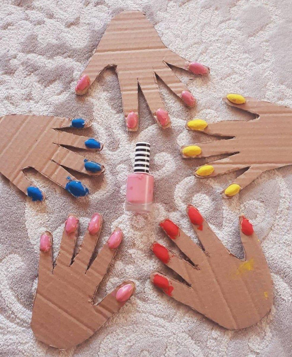 Maintaining 💅💅 nails :) made from pistachio shells. #kidsactivities #LearningAndDevelopment #finemotors #hobbystreak #AcademicTwitter #kids #LearningDisability #children #nails #learning #crafts #cardboard #cfc #cognitive #remotelearning #edutwitter #hobby #Homeschooling #fun