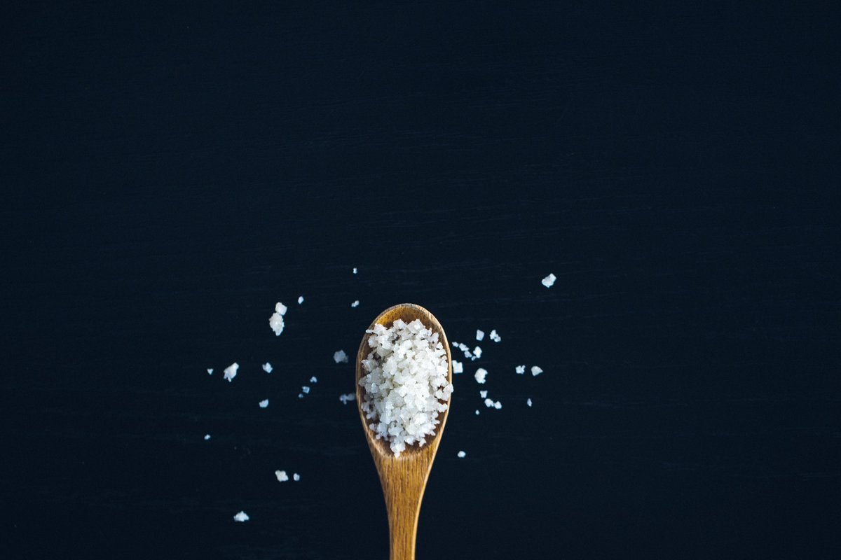 Happy #MondayMorning y'all! God ensures that we never run out. Thanks to Jason Tuinstra for making this photo available freely on @unsplash     #MondayMorning #blogs #MondayMotivation #mondaythoughts #salt #BlogosphereChat
