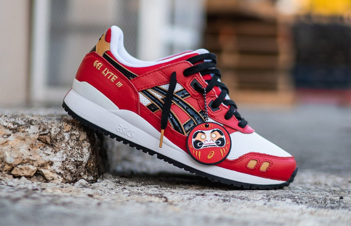 It's Not That Late Yet Grab Now!!  asics> ISM> Overkill>  #asicsgellyte #classicred #black #phenomenal #classic #newlook #latest #exclusive #trendy #hit #instock #stylelicious #fastsole