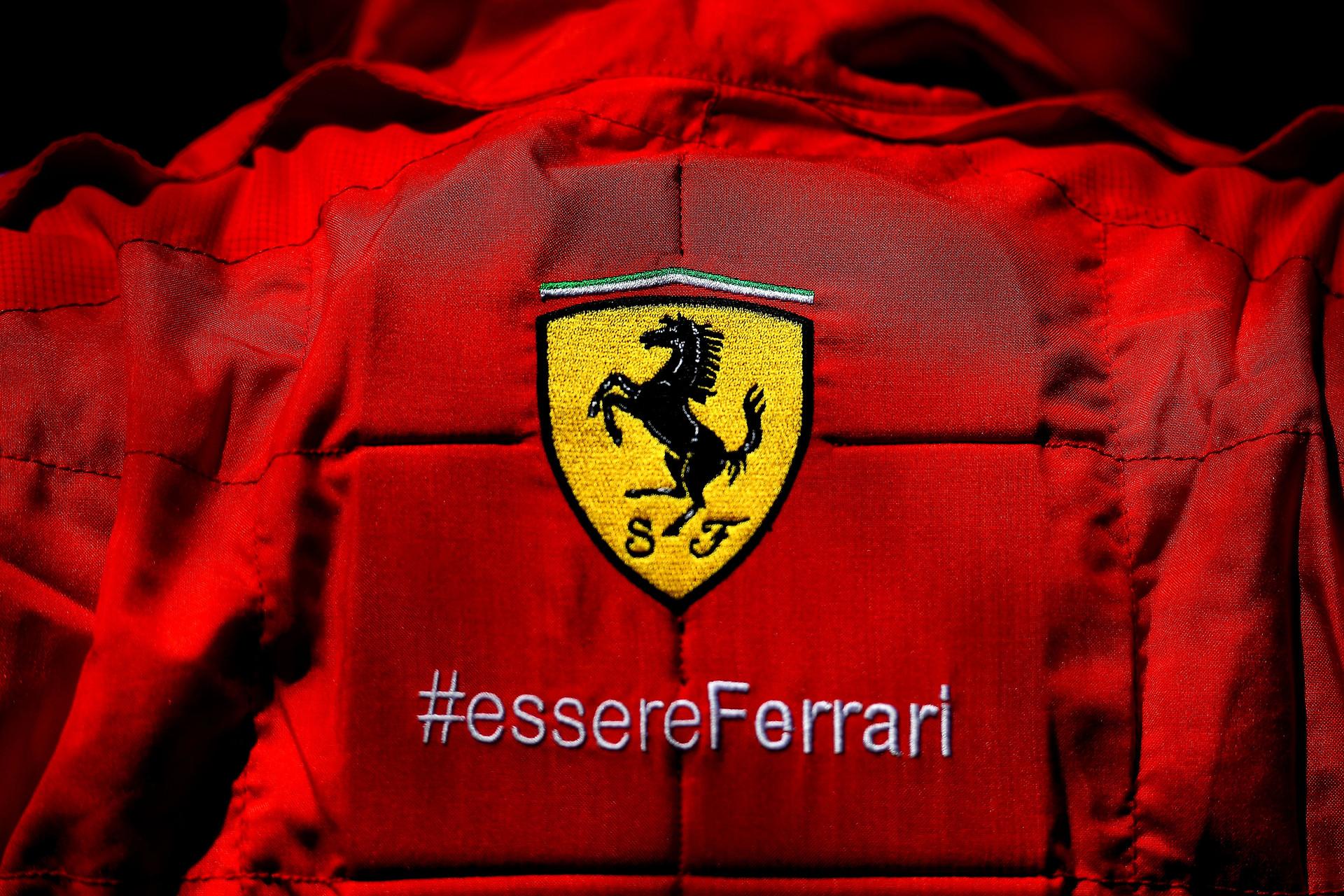 Pictures Ferrari 2021 F1 Driver Overalls And Teamwear