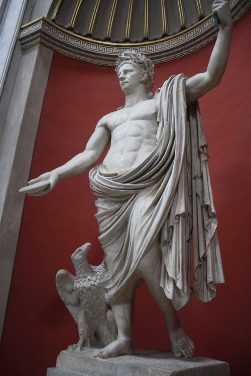 Today in #history: After a night of negotiation, Claudius is accepted as Roman Emperor by the Senate. (41 CE) #OnThisDay   Read more: