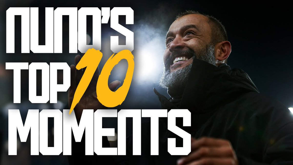 Do not miss this.  Reliving the boss' top 🔟 moments at the club!  🐺🎂