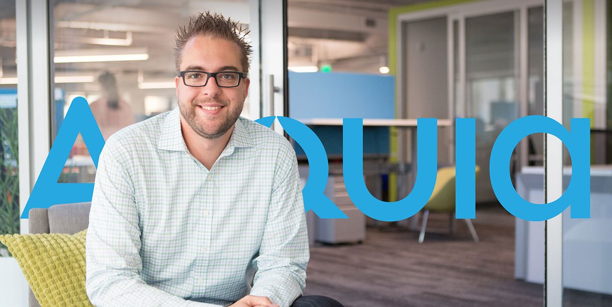 ICYMI it on Friday, I published my latest EC post based on a conversation with @Dries on the 20th anniversary of Drupal. We also talked about how he launched Acquia, sold it to Vista for $1B and the startup lessons he learned along the way.