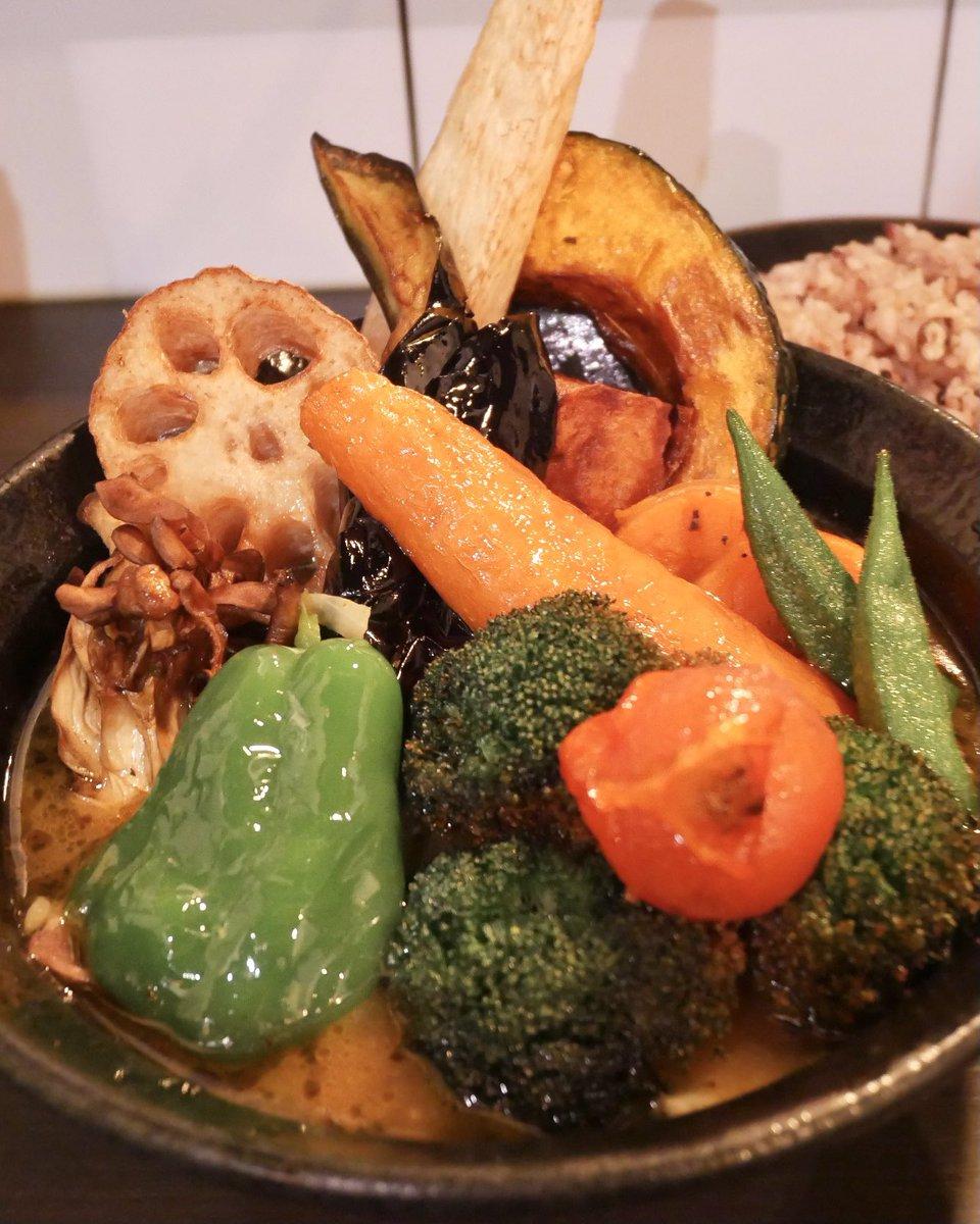 カレー 金山 スープ