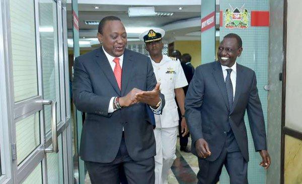 Kenyatta's Hints at Rotational Presidency a Bid to Block DP Ruto?  #Kenya
