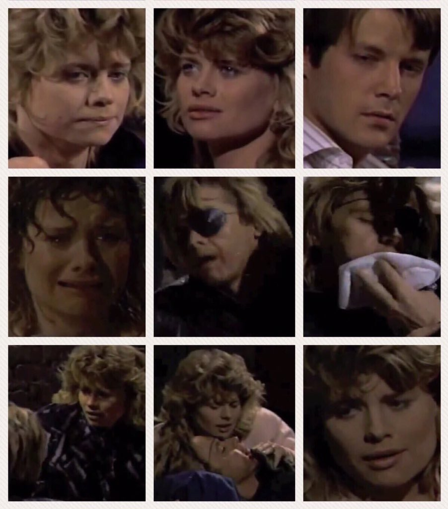 #OnThisDay in 1988, Kayla was devastated after Jack raped her. Later, she looked after Steve, who had been beaten on Jack's orders #Stayla #ClassicDays #Days