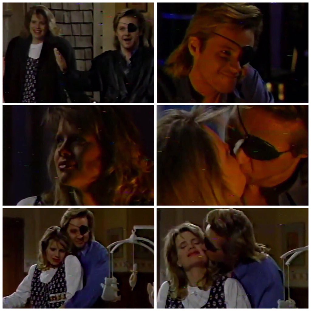 #OnThisDay in 1990, Kayla had a joyful homecoming #Stayla #ClassicDays #Days