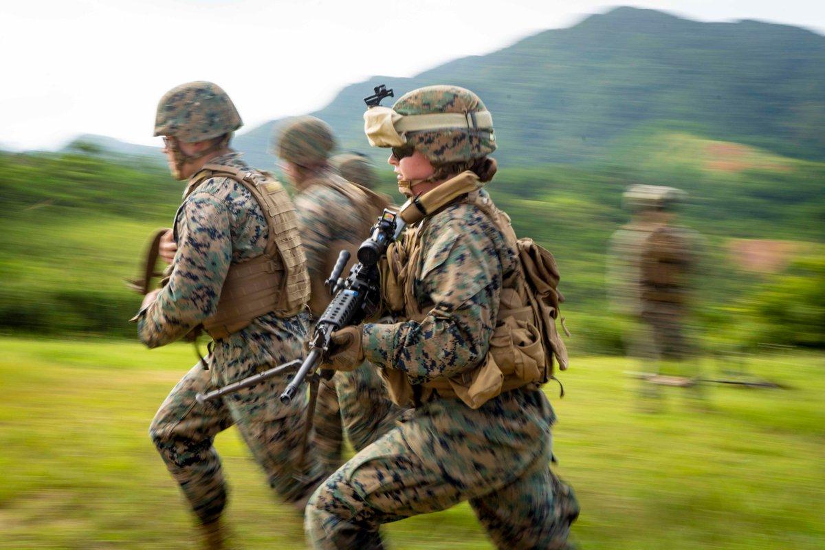New week? @USMC be like...  #MondayMotivation #mondaythoughts #marines #USMC #Veterans #Military