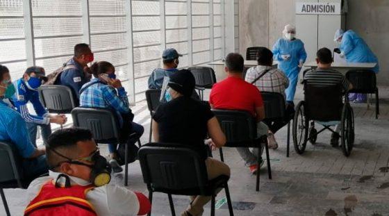 #Covid19: Entre 10 y 15 casos detectados en triajes son reinfecciones. #EsTiempo #Honduras #Covid19
