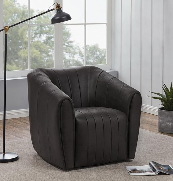 This swivel #chair with tight waterfall seat is perfect option to relax. Shop now:  . #furniture #HomeDecor #homedecoration #livingroom #MondayMotivation #MondayMorning