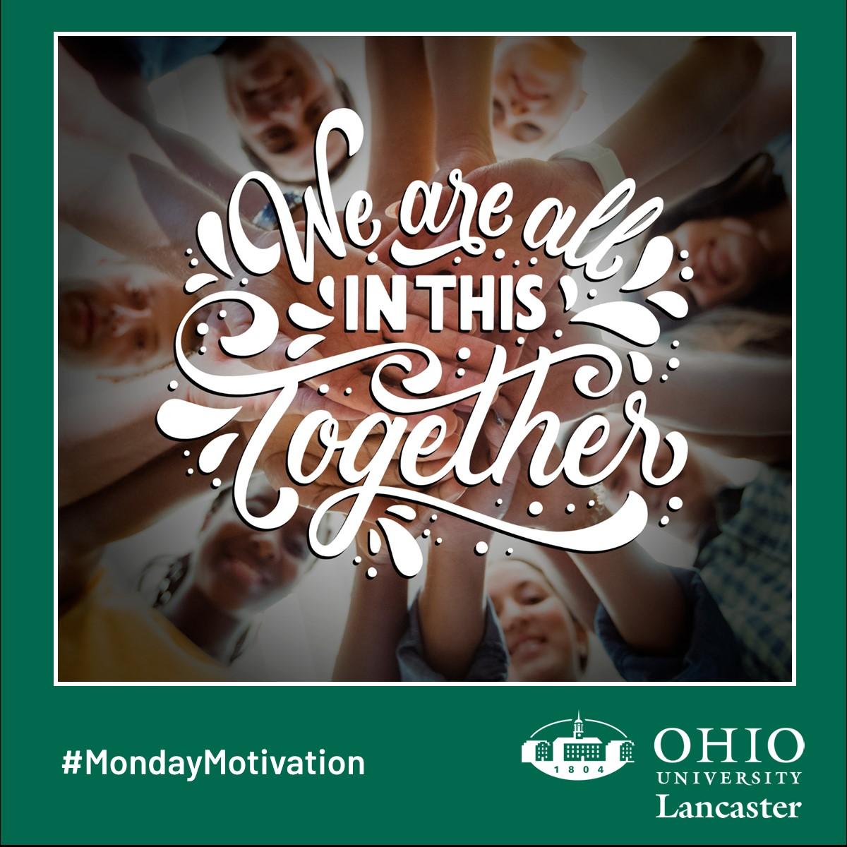 #MondayMotivation #OHIOLancaster