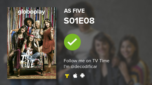 I've just watched episode S01E08 of As Five! #asfive  #tvtime
