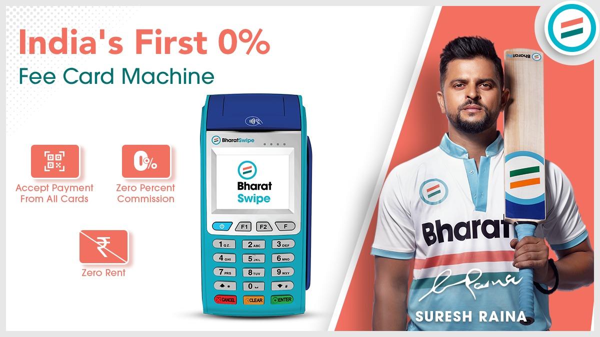 BharatSwipe, India's first zero fee card machine.  Accept payments from all cards at zero rental.   Download Now -->   #BharatSwipe #filmygyaan  #BharatSwipe #SirfDukdandarKeLiye  #BharatPeLagaoDhandaBadhao  #swipemachine #BharatPe #festive #Merchants