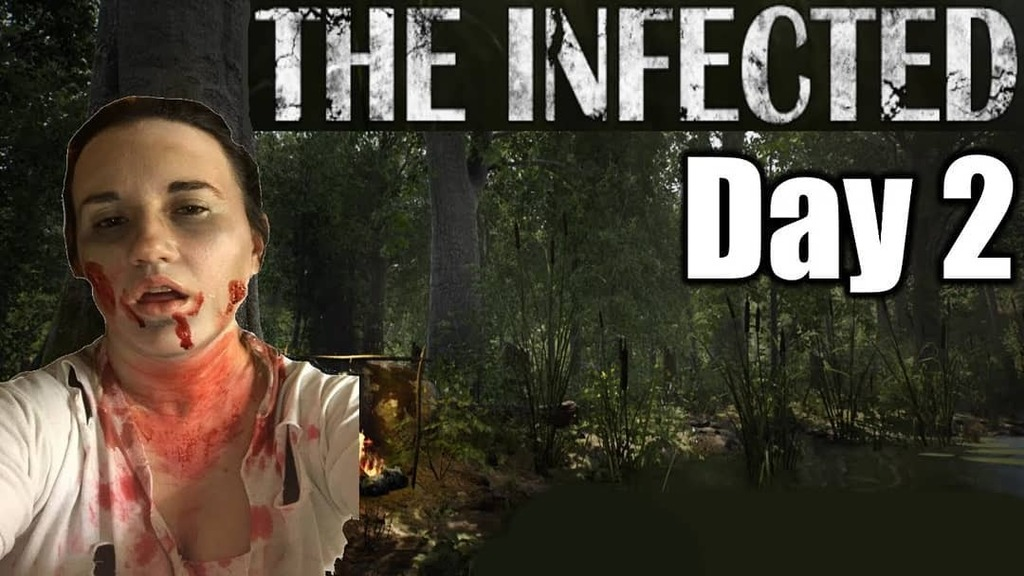 Happy Monday! I'm just going to leave this here. Have a fantastic day everyone 💜    #mondayvibes #theinfected #theinfectedgame #theinfectedepisode