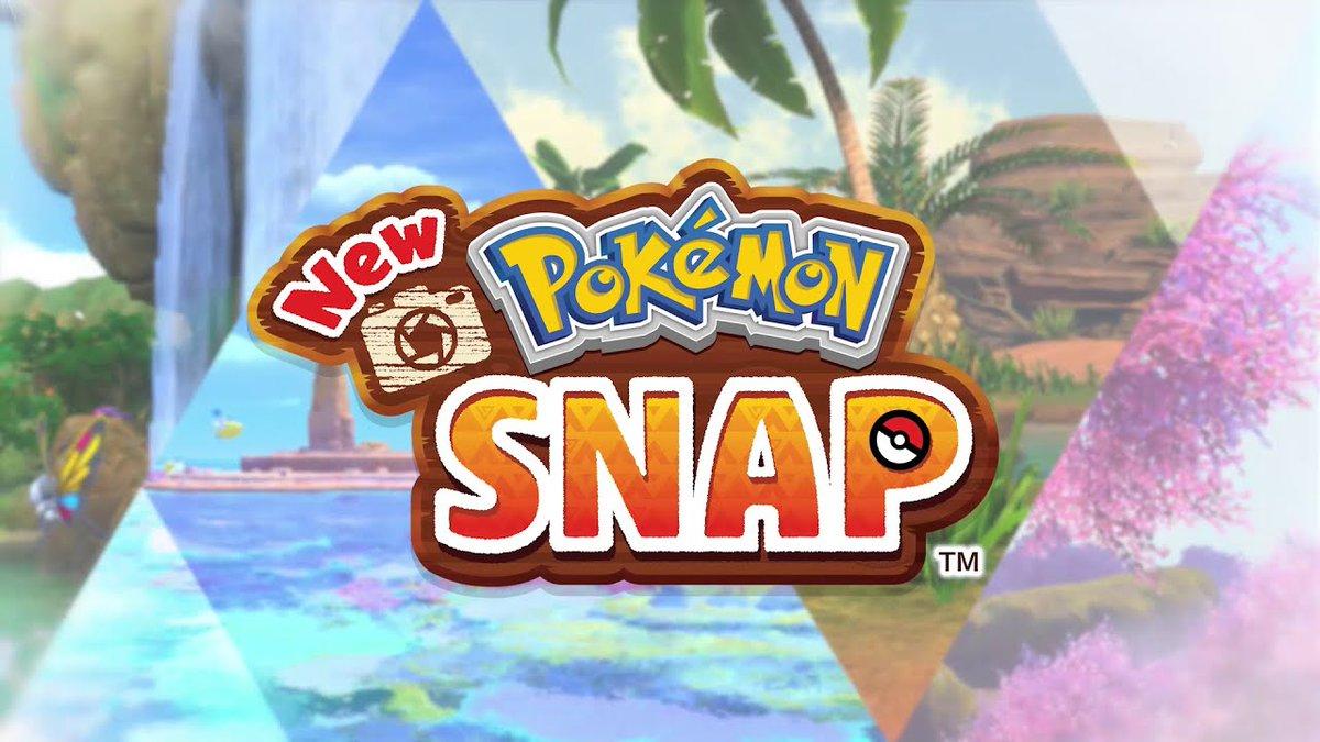 Every Pokémon Confirmed For New Pokémon Snap At The Moment  #NewPokemonSnap #PokemonSnap #Pokemon