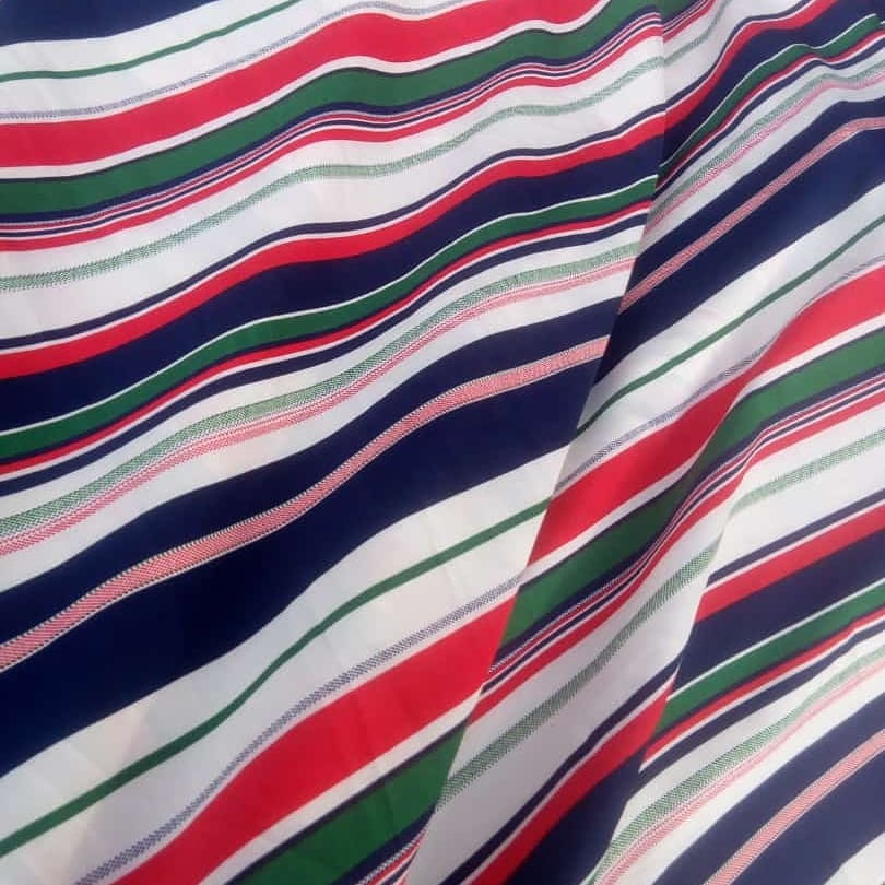 Stripe fabric  #fashion  #fabricplug  #sample  #lagosvendor
