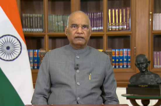 Economic reforms continue apace & supplemented by long-pending reforms in areas of labour & agriculture through legislation. Path to reform at initial stages may cause misapprehensions. However, it's beyond doubt that govt remains singularly devoted to farmers' welfare: President
